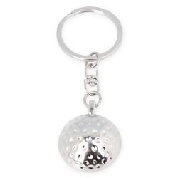Llavero metal pelota de golf